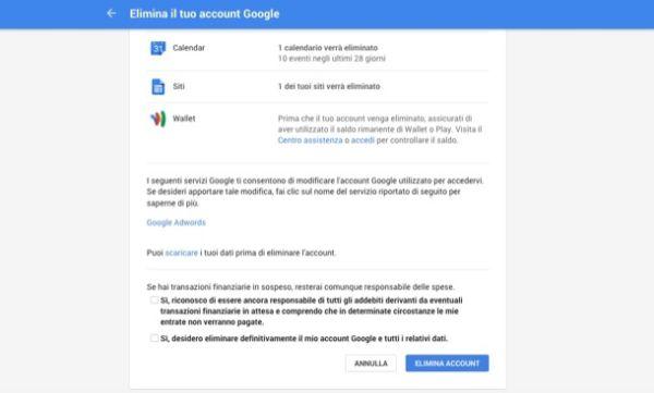 Come cancellare un indirizzo email: eliminare un account o ...